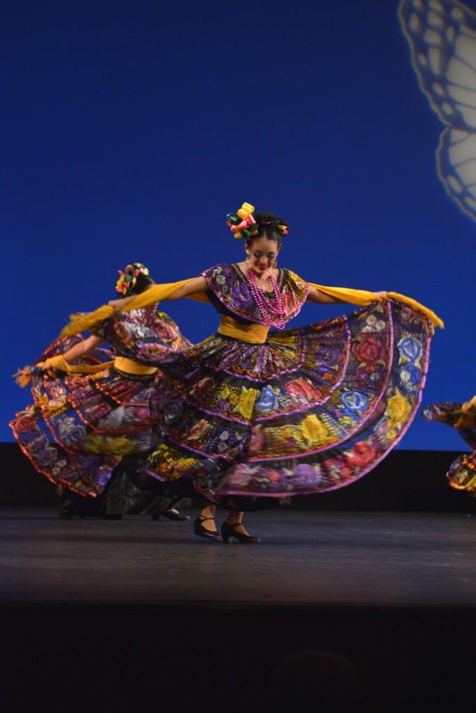 Ballet Folklórico Mexicano Fuego Nuevo, San Jose CA